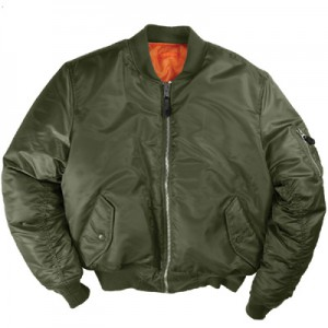Authentic MA-1 Flight Jacket