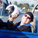 Judy Ann PHELPS, Master CFI-Aerobatic